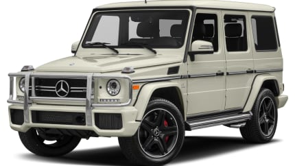 2016 Mercedes-Benz AMG G - AMG G63 4dr All-wheel Drive (Base)