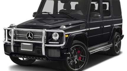 2016 Mercedes-Benz AMG G - AMG G65 4dr All-wheel Drive (Base)