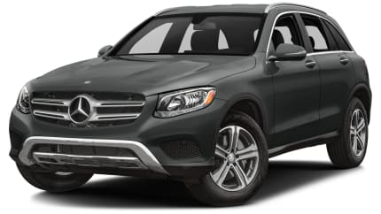 2016 Mercedes-Benz GLC-Class - GLC300 4dr 4x2 (Base)