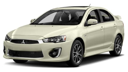 2017 Mitsubishi Lancer - 4dr Front-wheel Drive Sedan (ES)