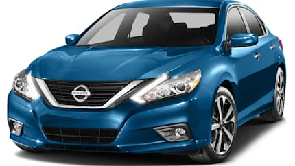 2016 Nissan Altima - 4dr Sedan (2.5)