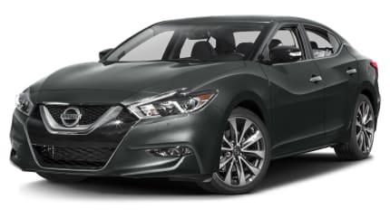 2017 Nissan Maxima - 4dr Sedan (3.5 SR)