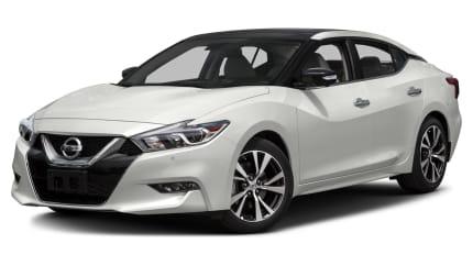 2017 Nissan Maxima - 4dr Sedan (3.5 SL)