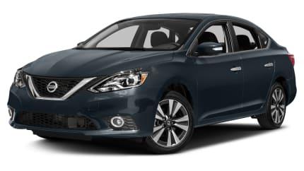 2016 Nissan Sentra - 4dr Sedan (S)