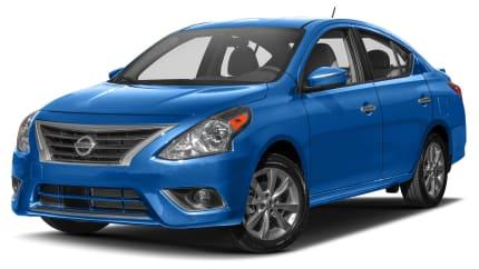 2017 Nissan Versa - 4dr Sedan (1.6 SL)