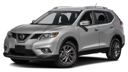 2016 Nissan Rogue - 4dr All-wheel Drive (SL)