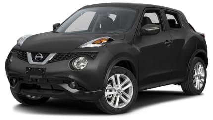 2016 Nissan Juke - 4dr Front-wheel Drive (SL)