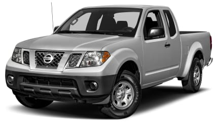2017 Nissan Frontier - 4x2 King Cab 6 ft. box 125.9 in. WB (S)