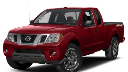 2017 Nissan Frontier - 4x2 King Cab 6 ft. box 125.9 in. WB (Desert Runner)