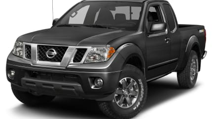 2017 Nissan Frontier - 4x4 King Cab 6 ft. box 125.9 in. WB (PRO-4X)