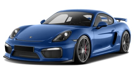 2016 Porsche Cayman - 2dr Rear-wheel Drive Coupe (GT4)