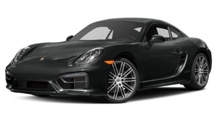 2016 Porsche Cayman - 2dr Rear-wheel Drive Coupe (Black Edition)