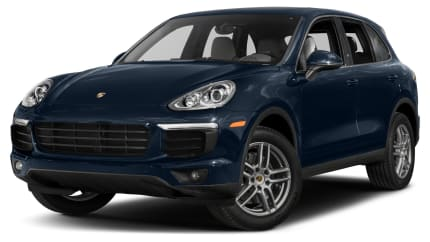 2017 Porsche Cayenne - 4dr All-wheel Drive (Base)