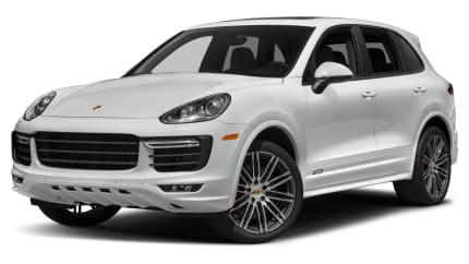 2017 Porsche Cayenne - 4dr All-wheel Drive (GTS)