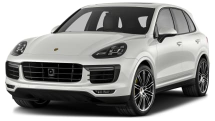 2017 Porsche Cayenne - 4dr All-wheel Drive (Turbo S)