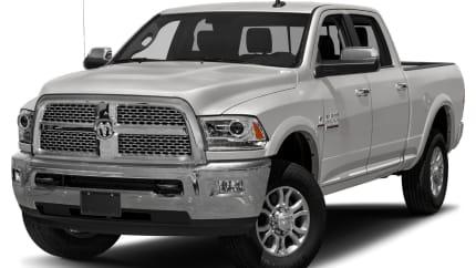 2017 RAM 3500 - 4x2 Crew Cab 149.5 in. WB SRW (Laramie)