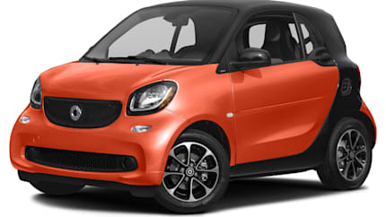 2016 smart fortwo - 2dr Coupe (pure)