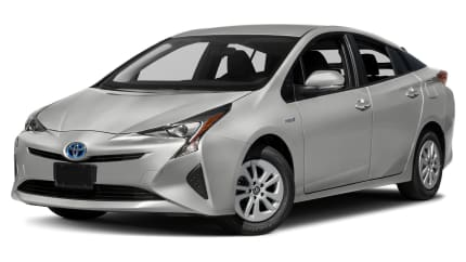 2017 Toyota Prius - 5dr Hatchback (Two)