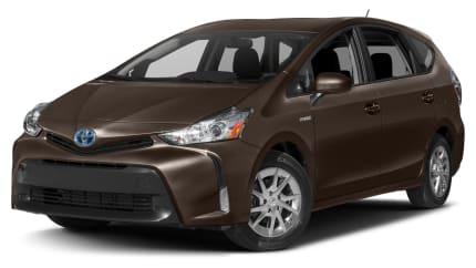 2017 Toyota Prius v - 5dr Wagon (Three)