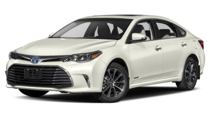 2017 Toyota Avalon Hybrid - 4dr Sedan (XLE Plus)