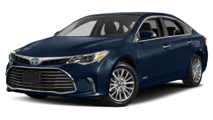2017 Toyota Avalon Hybrid - 4dr Sedan (Limited)