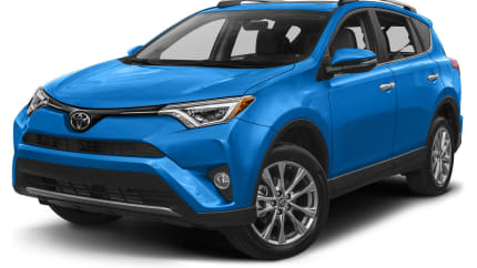 2017 Toyota RAV4 - 4dr Front-wheel Drive (Limited)