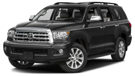 2017 Toyota Sequoia - 4dr 4x2 (Limited)