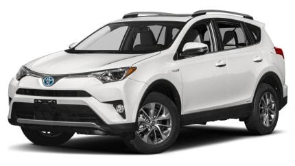 2017 Toyota RAV4 Hybrid - 4dr All-wheel Drive (LE Plus)