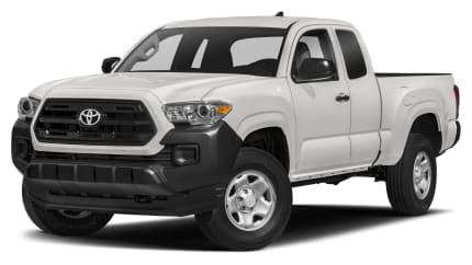 2017 Toyota Tacoma - 4x2 Access Cab 127.4 in. WB (SR)