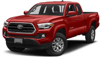 2017 Toyota Tacoma - 4x2 Access Cab 127.4 in. WB (SR5)