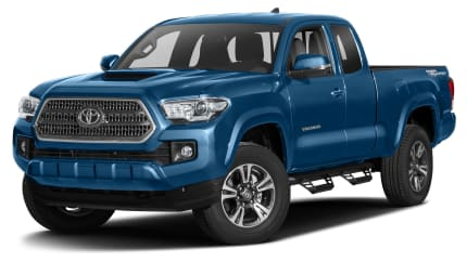 2017 Toyota Tacoma - 4x2 Access Cab 127.4 in. WB (TRD Sport V6)