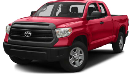 2017 Toyota Tundra - 4x2 Double Cab 6.6 ft. box 145.7 in. WB (SR 4.6L V8)
