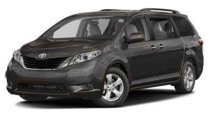 2017 Toyota Sienna - 4dr Front-wheel Drive Passenger Van (LE 7 Passenger Auto Access Seat)
