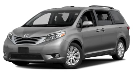 2017 Toyota Sienna - 4dr Front-wheel Drive Passenger Van (XLE 7 Passenger Auto Access Seat)