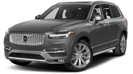 2017 Volvo XC90 - 4dr All-wheel Drive (T6 Inscription)