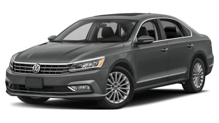 2017 Volkswagen Passat - 4dr Sedan (V6 SE w/Technology)