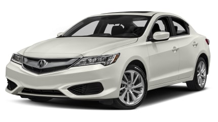 2017 Acura ILX - 4dr Sedan (AcuraWatch Plus Package)