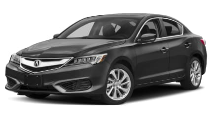 2017 Acura ILX - 4dr Sedan (Premium Package)
