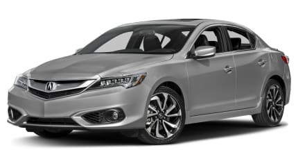 2017 Acura ILX - 4dr Sedan (Premium & A-SPEC Packages)