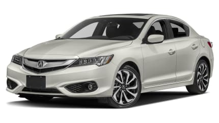 2017 Acura ILX - 4dr Sedan (Technology Plus & A-SPEC Packages)
