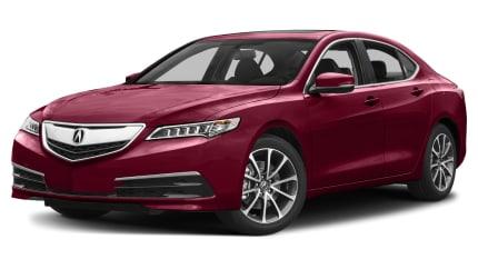 2017 Acura TLX - 4dr Front-wheel Drive Sedan (V6)