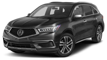 2017 Acura MDX - 4dr SH-AWD (3.5L w/Technology & Entertainment Pkgs)