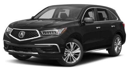2017 Acura MDX - 4dr SH-AWD (3.5L w/Technology Package)