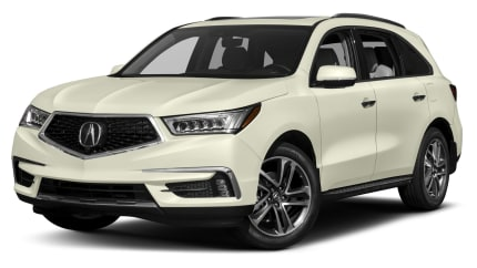 2017 Acura MDX - 4dr SH-AWD (3.5L w/Advance Package)