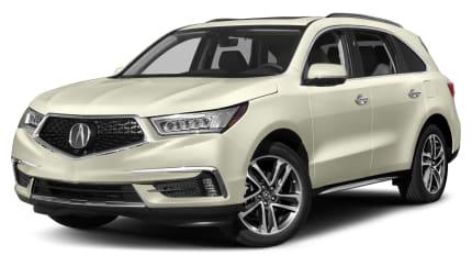 2017 Acura MDX - 4dr SH-AWD (3.5L w/Advance & Entertainment Pkgs)