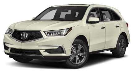 2017 Acura MDX - 4dr Front-wheel Drive (3.5L)