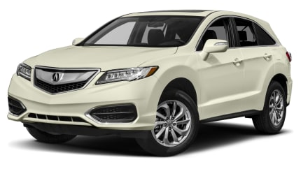 2017 Acura RDX - 4dr All-wheel Drive (Base)
