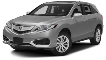 2017 Acura RDX - 4dr All-wheel Drive (AcuraWatch Plus Package)