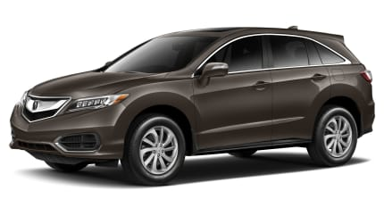 2017 Acura RDX - 4dr All-wheel Drive (Technology Package)