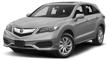 2017 Acura RDX - 4dr All-wheel Drive (Technology & AcuraWatch Plus Packages)